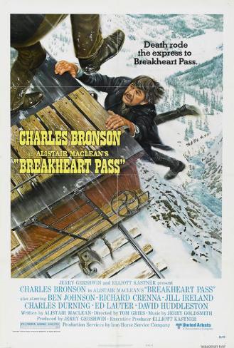 Breakheart Pass Poster