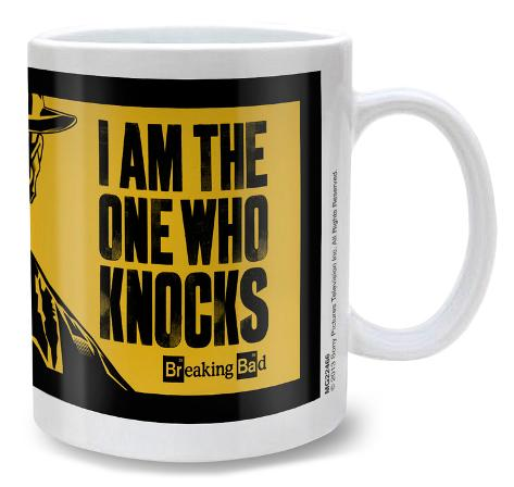 Breaking Bad - I Am The One Who Knocks Mug Mug