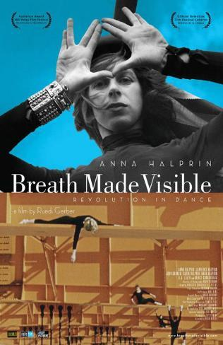 Breath Made Visible: Anna Halprin Masterprint