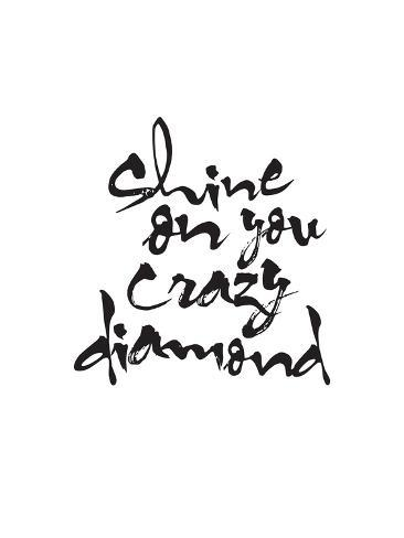 shine on you crazy diamond giclee print by brett wilson at allposterscom