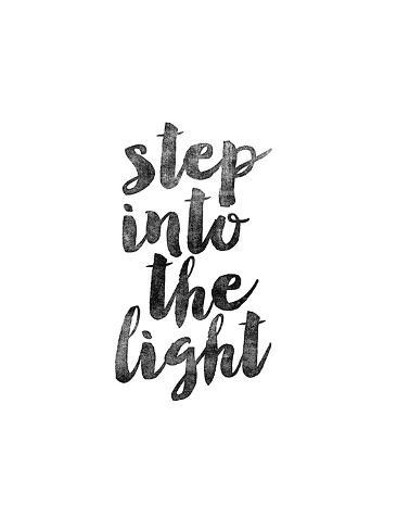 Step Into The Light New Step Into The Light Giclee Print By Brett Wilson At AllPostersau