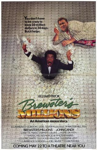 Brewster's Millions Masterprint