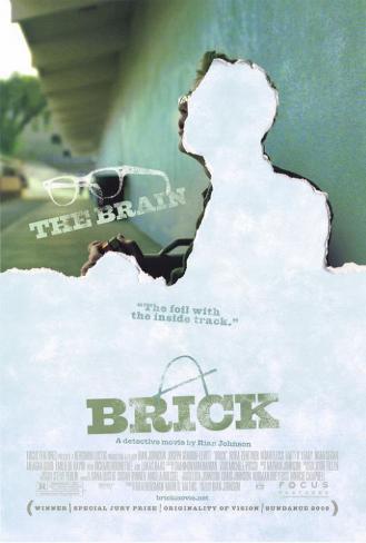Brick Pôster