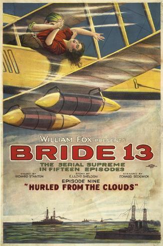 Bride 13, the Movie Giclee Print