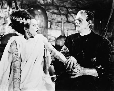 Bride of Frankenstein Photo