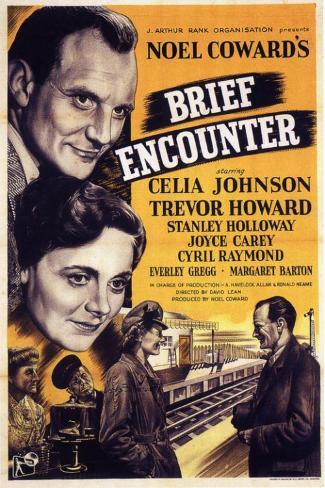Brief Encounter Masterprint