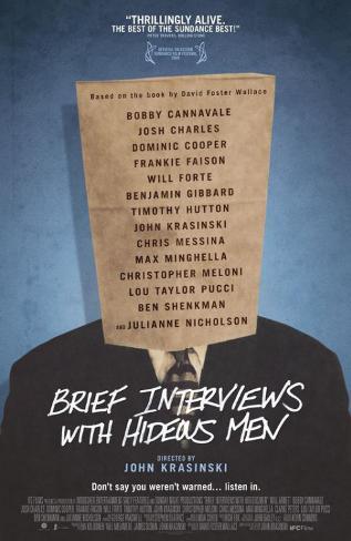 Brief Interviews with Hideous Men Masterprint