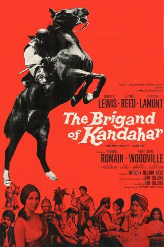 Brigand of Kandahar (The) Art Print