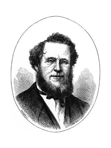 Brigham Young Lámina giclée