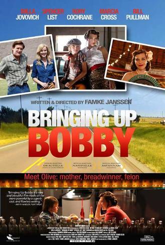 Bringing Up Bobby Movie Poster マスタープリント