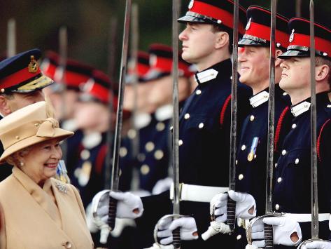 Britain's Prince Harry Photographic Print