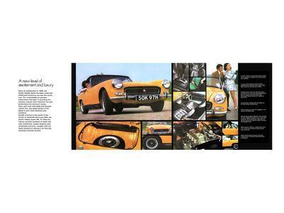 'British Motor-A-H Sprite Mark4' Poster - | AllPosters.com