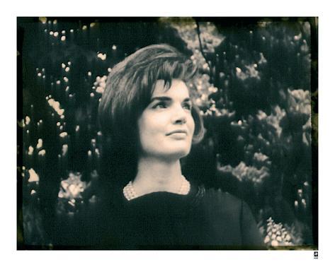 Jackie Kennedy II Art Print