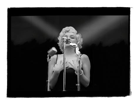 Marilyn Monroe VIII Photographic Print