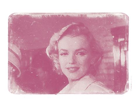 Marilyn Monroe X In Colour Photographic Print