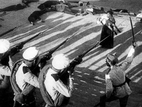 Bronenosets Potyomkin (Battleship Potemkin), 1925 Lámina fotográfica