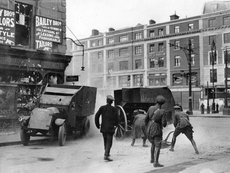 Dublin 1922 Photographic Print