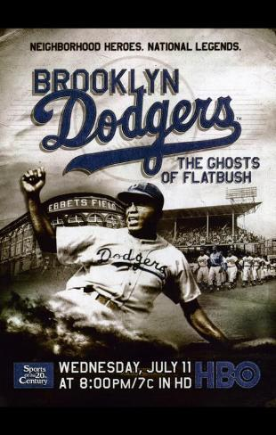 Brooklyn Dodgers: The Ghosts of Flatbush マスタープリント