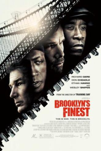 Brooklyn's Finest Original Poster