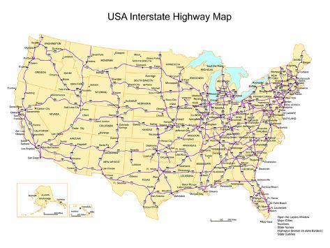 Usa Highways