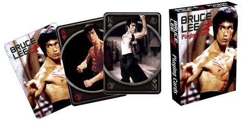 Bruce Lee Playing Cards Playing Cards