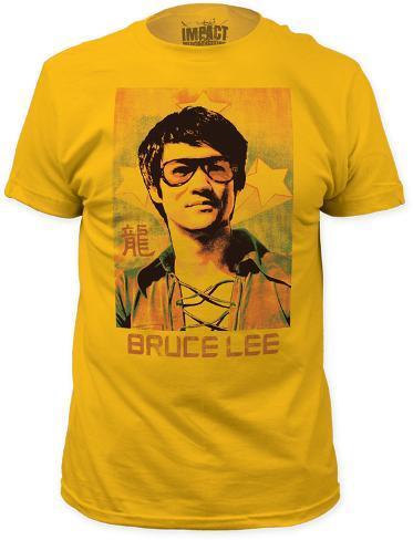 Bruce Lee - Sunglasses (Slim Fit) T-Shirt