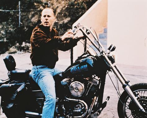 Bruce Willis - Pulp Fiction Photo