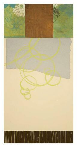 Eclectic Rhythms I Art Print