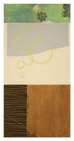 Eclectic Rhythms II Art Print