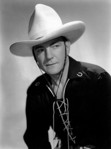 Buck Jones, c.1935 Photo