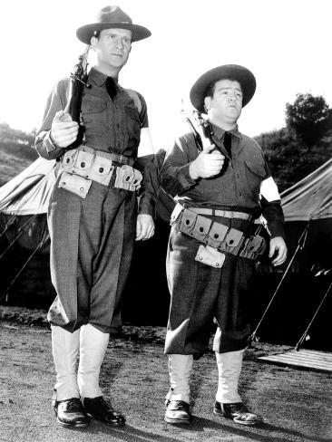 Buck Privates, Bud Abbott, Lou Costello, 1941 Photo