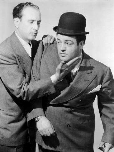 Bud Abbott, Lou Costello in the 1930s Photo