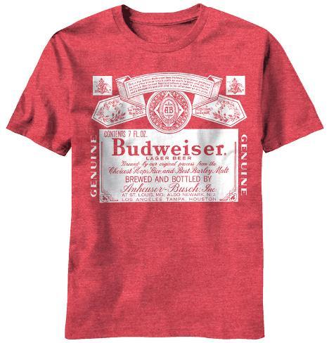 Budweiser - Old Timer T-Shirt