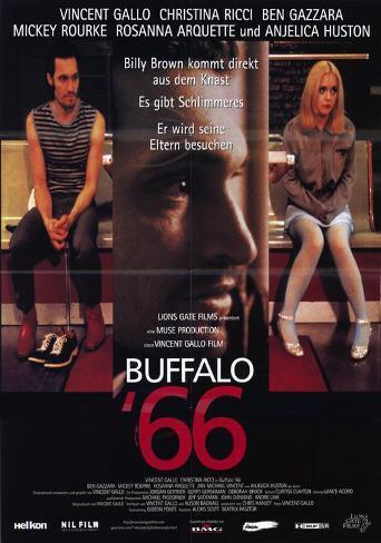 Buffalo '66 Masterprint