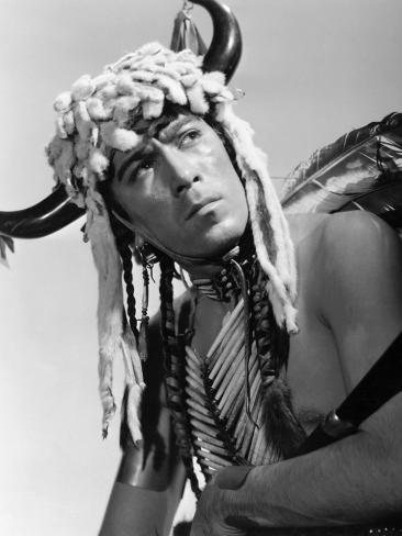 Buffalo Bill, 1944 Photographic Print