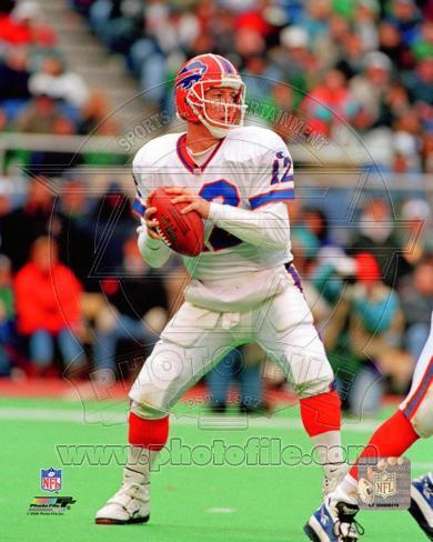 Buffalo Bills - Jim Kelly Photo Photo
