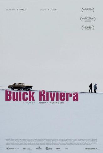 Buick Riviera ポスター