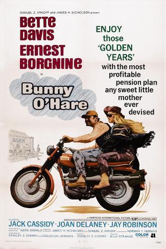 Bunny O'Hare Art Print