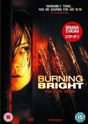 Burning Bright - UK Style マスタープリント