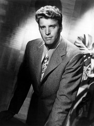 Burt Lancaster, 1940s Photo