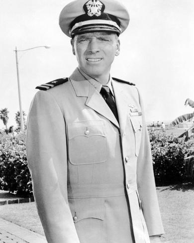 Burt Lancaster, Run Silent Run Deep (1958) Photo