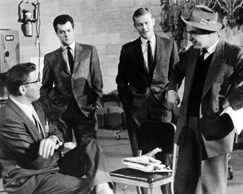 Burt Lancaster, Sweet Smell of Success (1957) Fotografia