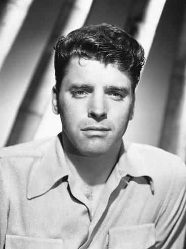 Burt Lancaster, The Killers, 1946 Photographic Print