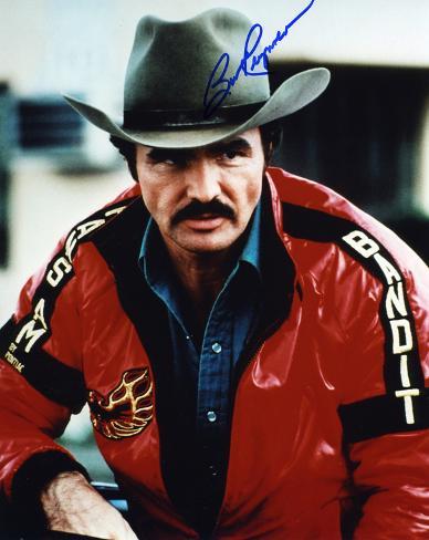 Burt Reynolds Bo