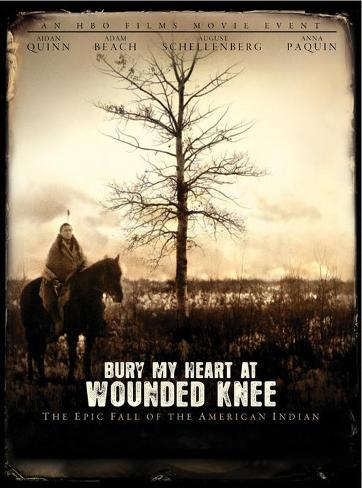 Bury My Heart at Wounded Knee Masterprint