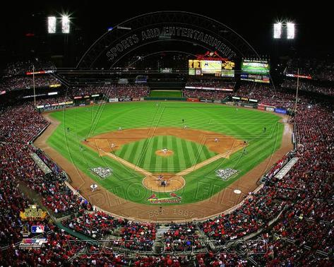 Busch Stadium Game 1 of the 2011 World Series (#1) Photo