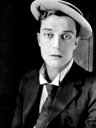 Buster Keaton, 1920's Photo