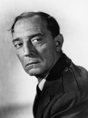 Buster Keaton, 1944 Photo