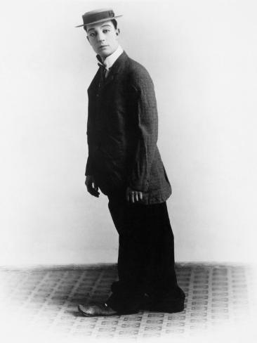 Buster Keaton, Late 1910s Photo