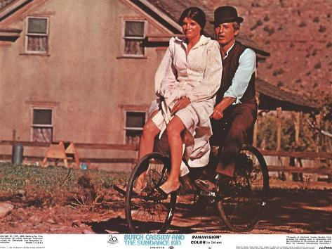 Butch Cassidy and the Sundance Kid, 1969 Konstprint
